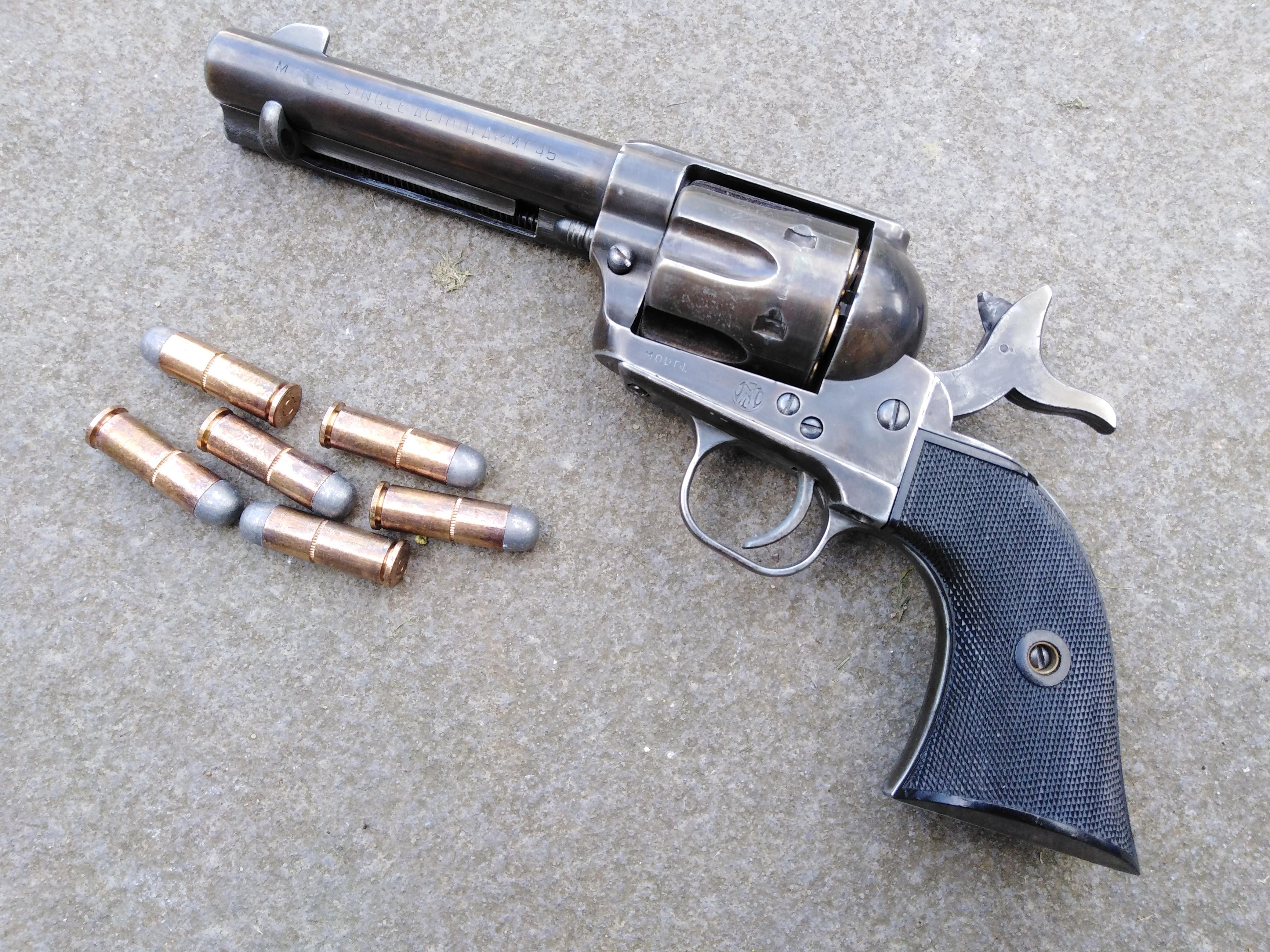Marushin Full Metal F/V Colt SAA