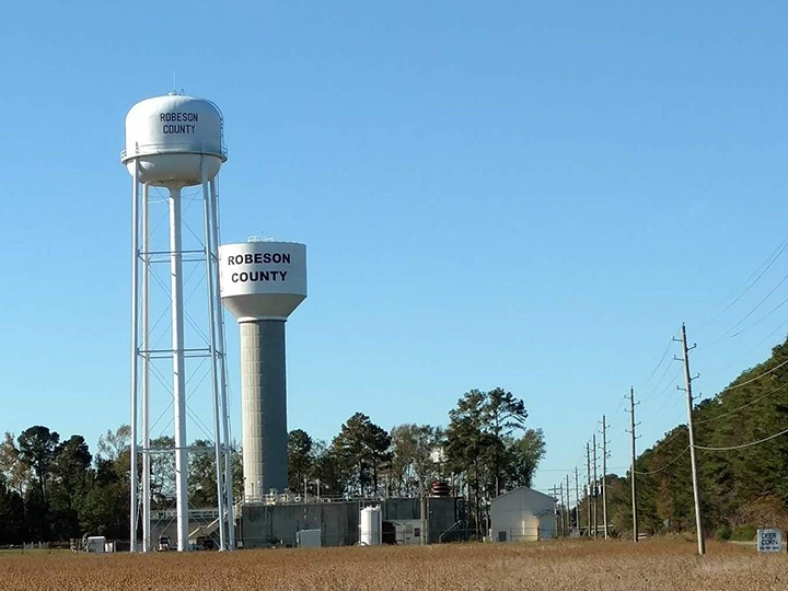 Elevated Water Storage Tanks