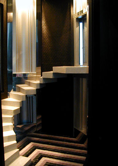 Limelight Staircase