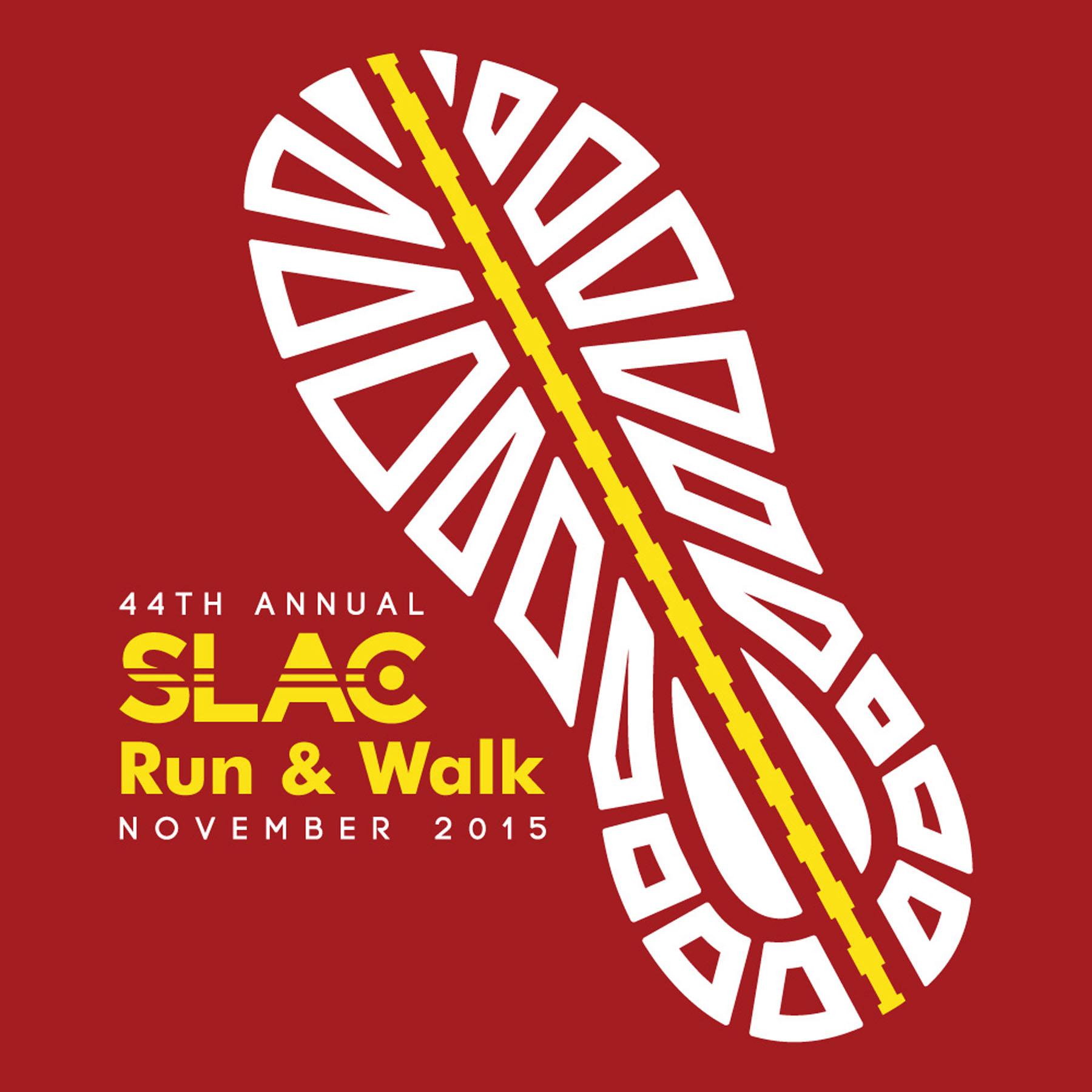 SLAC Run/Walk Event Branding