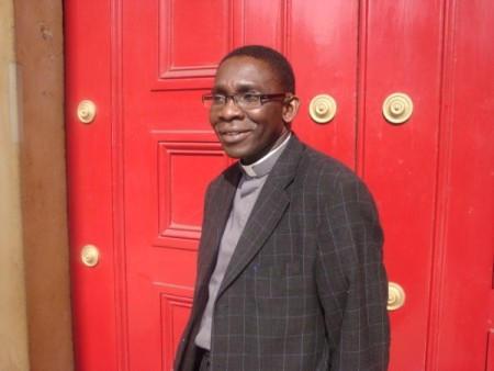 Rev Maurice Browne