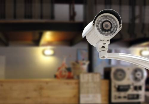 CCTV Camera Security