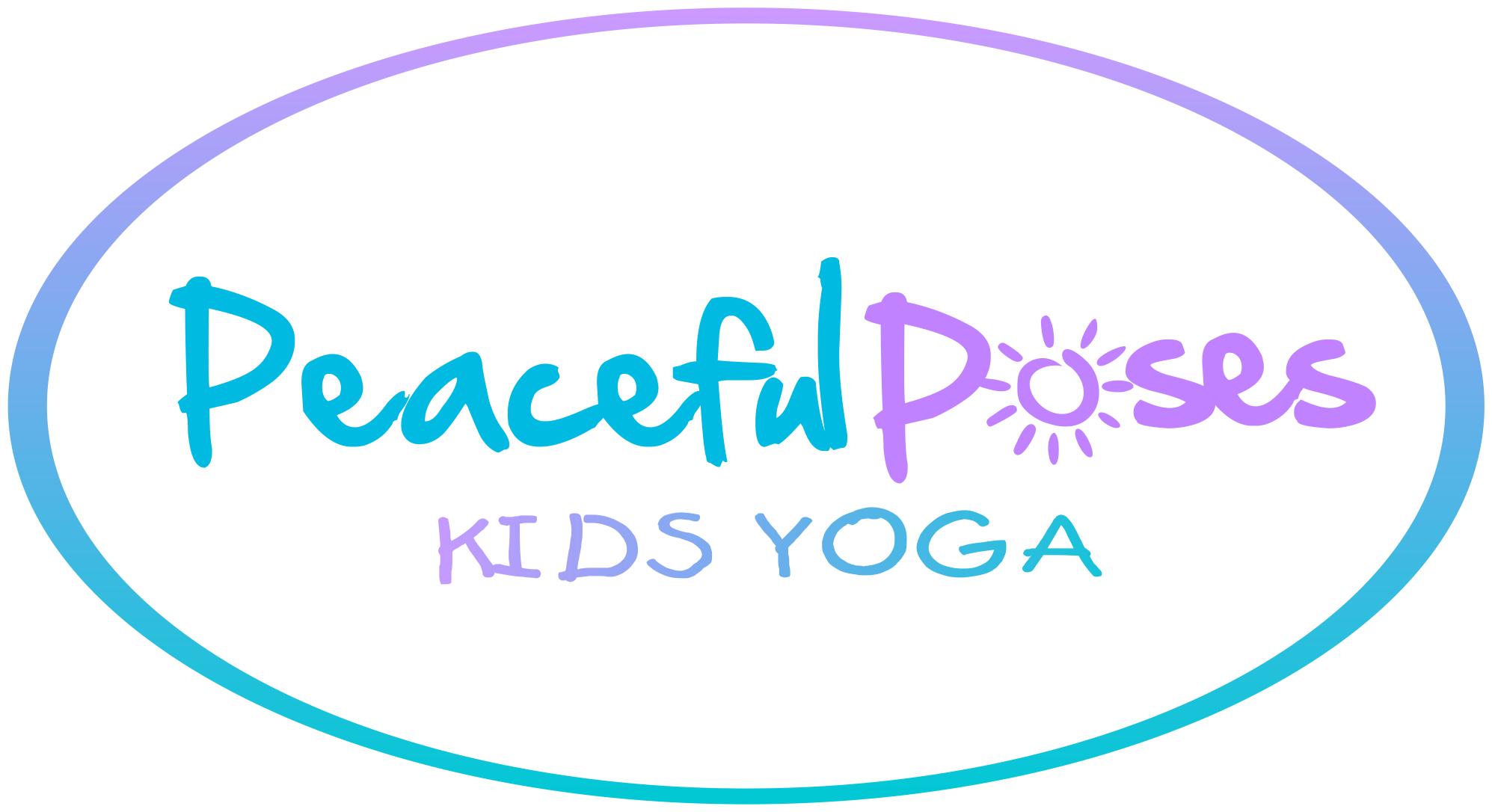 Peaceful Poses Kids Yoga