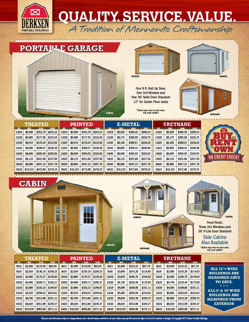 Storage Buildings, Storage Sheds, Carports and Garages for ...