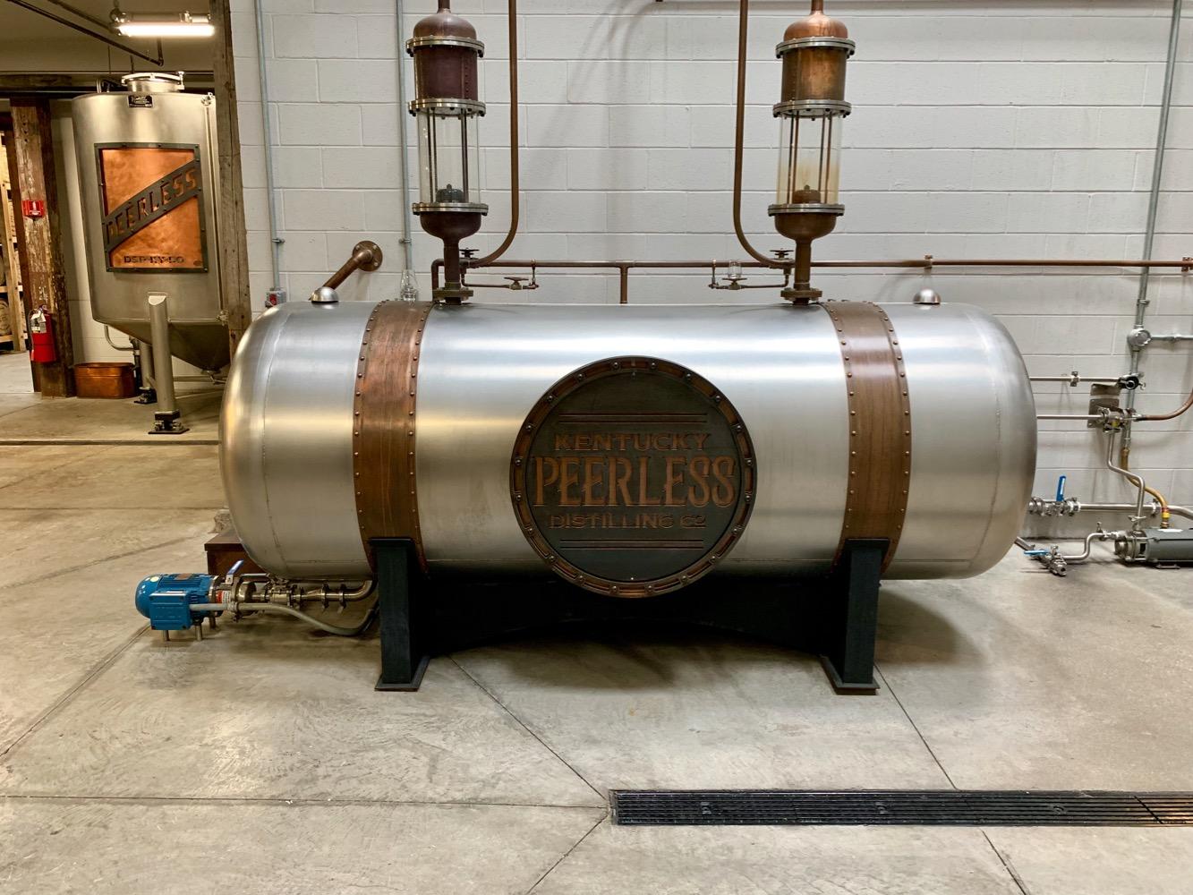 Kentucky Peerless Distilling - Low-High Wine
