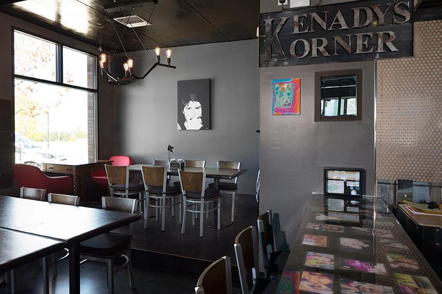McArthurs Restaurant Interior