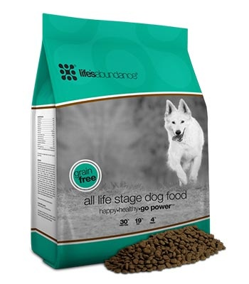 Lifes Abundance Grain Free Dry DogFood