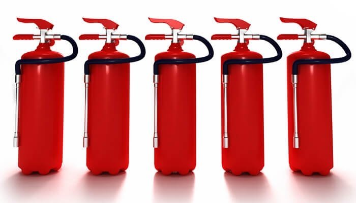 EXTINTORES ABC - Equipo contra Incendios