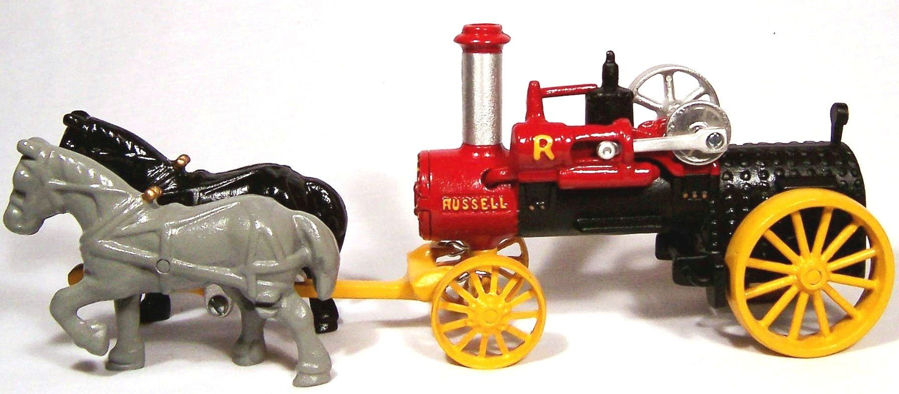 Portable Russel Model Toy