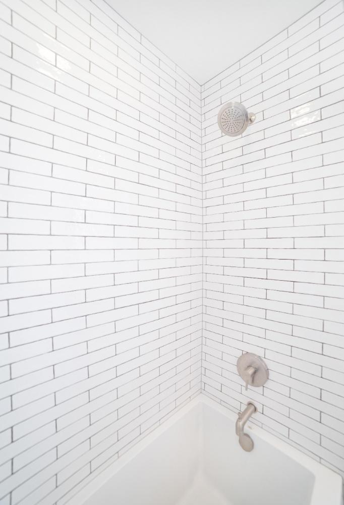 Hermosa Beach Apartment Bathroom