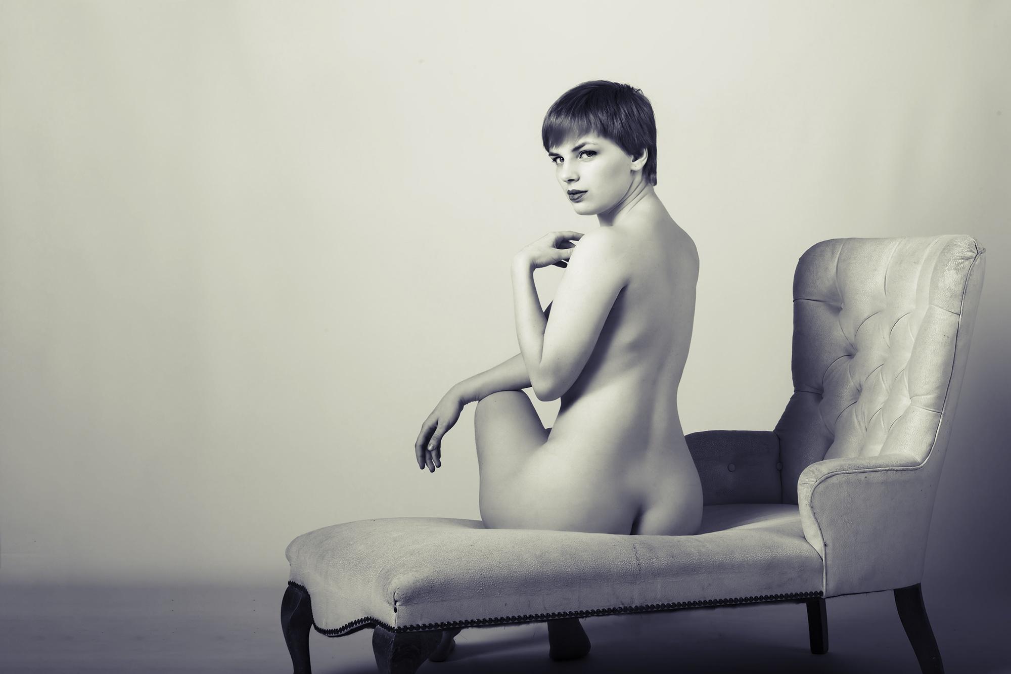 Boudoir Art Nude