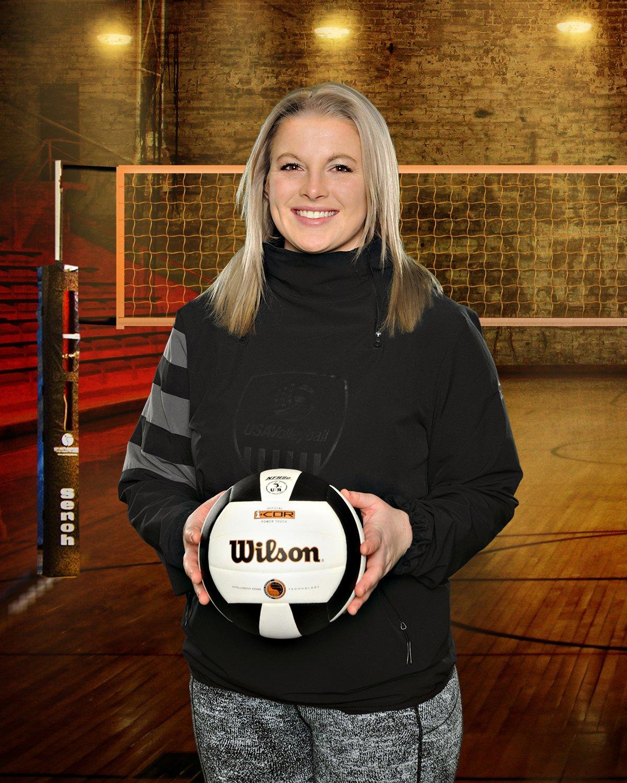 Nikki Marcoaldi - 18s Coach