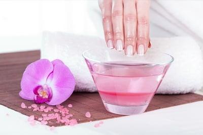 Paraffin Hand Treatment