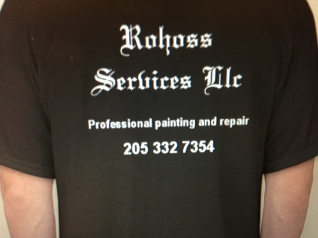 Rohoss Services Llc Shirt Print