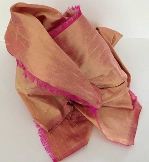 Lovely silk scarf to coordinate with your Posh Pollution Mask