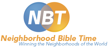 Neighborhood Bible Time