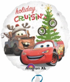 Cars Holiday Cruisin
