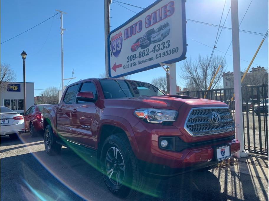 2017 Toyota Tacoma Double Cab Miles:59,653 Drive:2WD Trans:Automatic, 6-Spd Engine:V6, 3.5 Liter VIN:035585