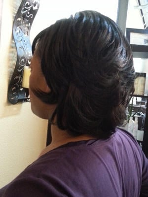 RELAXED HAIR