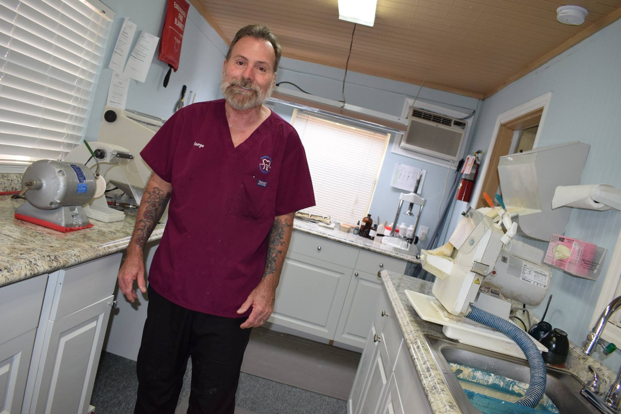 George- Senior Dental Technician