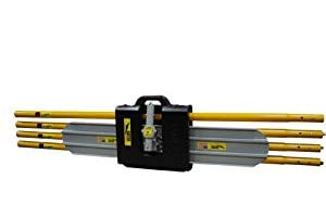 "Bull Float Kit 48"" w/ 4 poles $15/half $25/day"