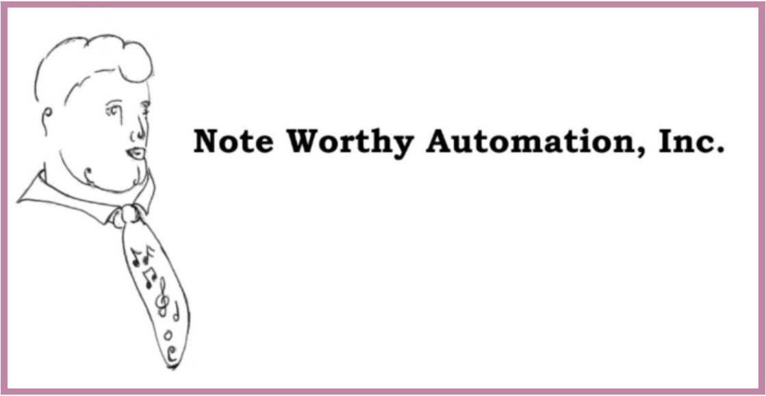 NOTE WORTHY AUTOMATION, INC.