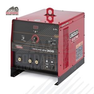 IDEALARC® CV305 SOLDADORA MIG CON ALIMENTADOR LF-72 READY-PAK® Idealarc CV-305 MIG Welder K2395-2