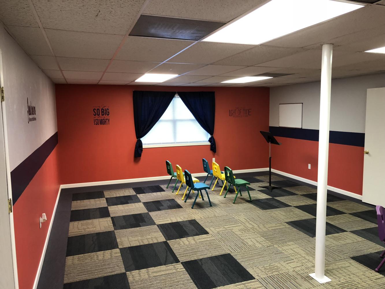 Primary Sunday School Classroom