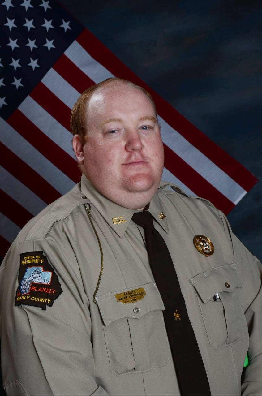 Dep. Wayne Aunspaugh