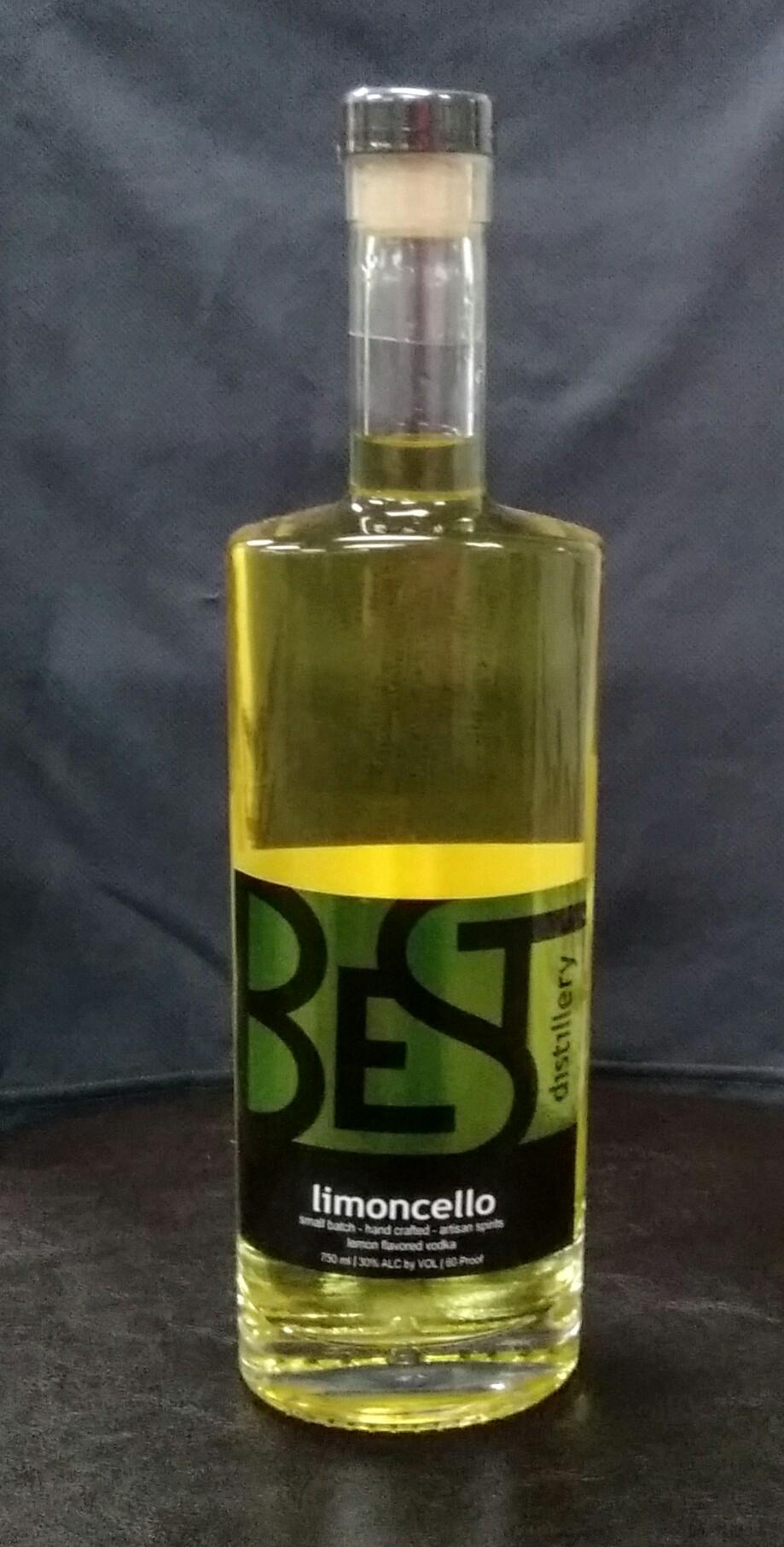BEST Distillery Limoncello Elizabethtown, Indiana