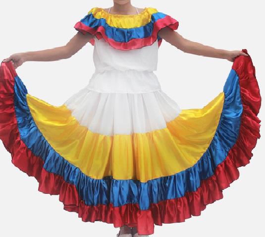 Cumbia tricolor 1