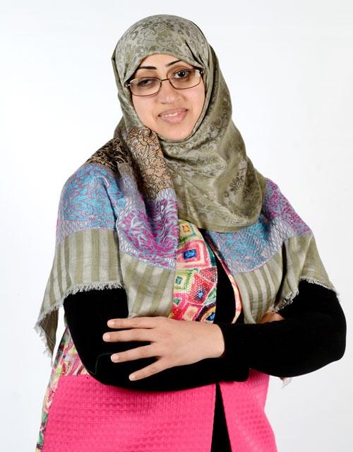 Dr. Ghadah Almahr