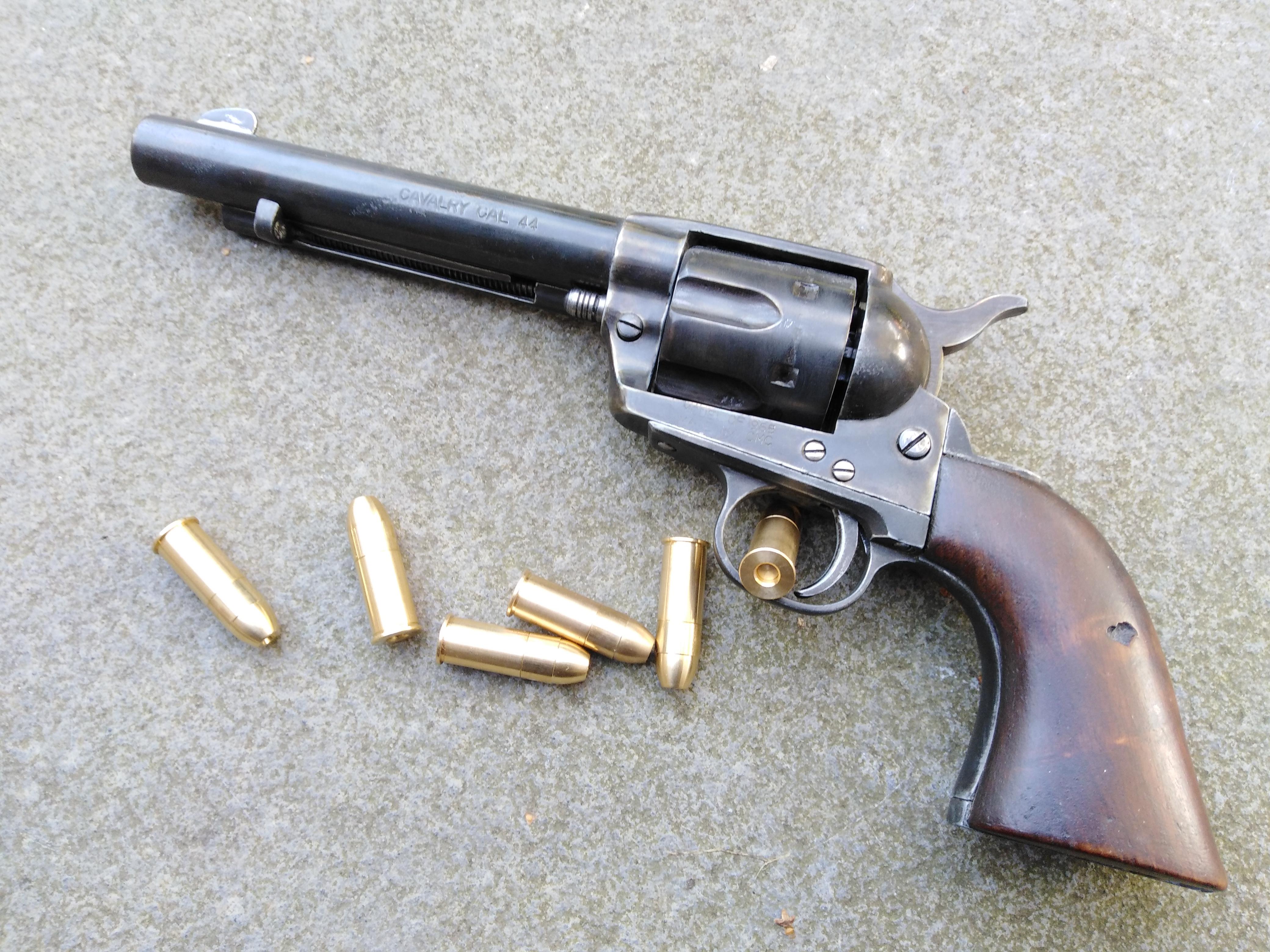 """CMC """"68"""" PFC Firing Colt SAA !"""