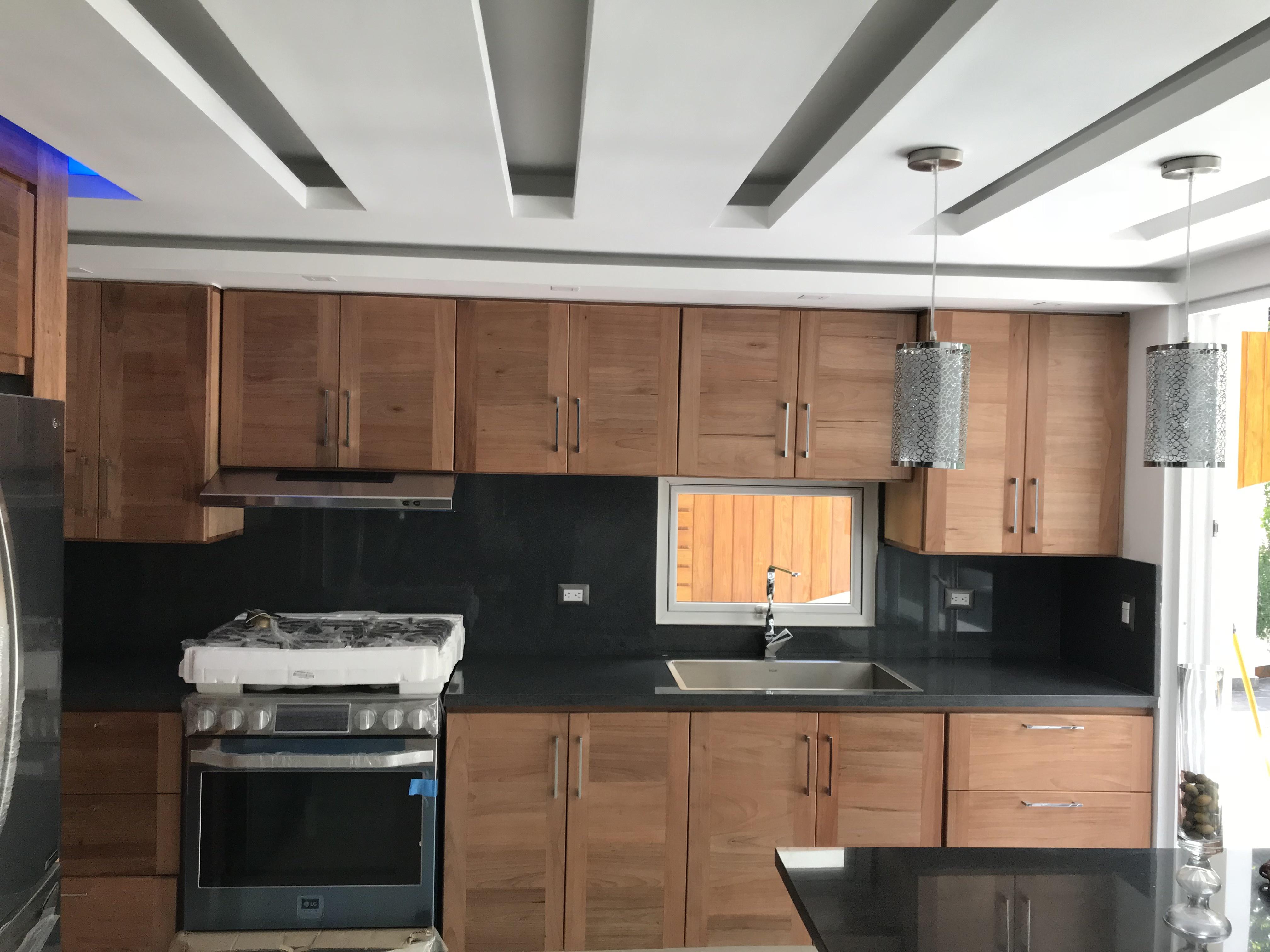 Remodelación Interior Cocina