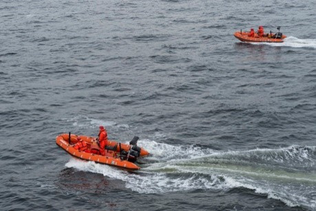 Manejo de Botes Salvavidas