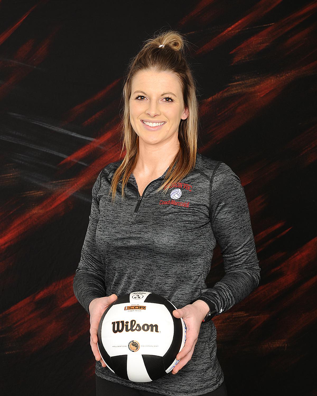 Nikki Marcoaldi - 15s Coach