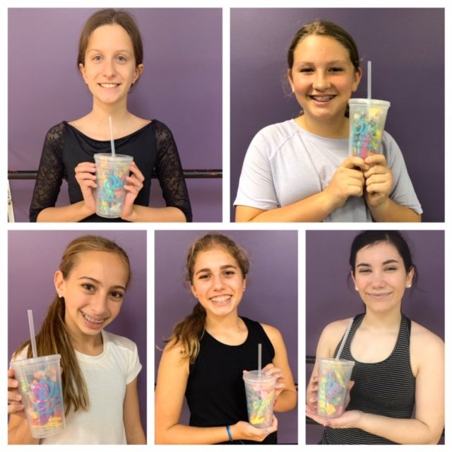November Spotlight Students! Chloe Daigle Emma Royston Ellie Guilliot Ella Burns Megan Lueck