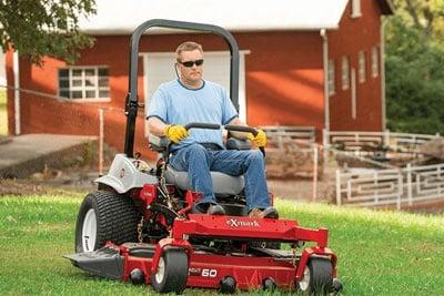 Exmark Lawn Mower