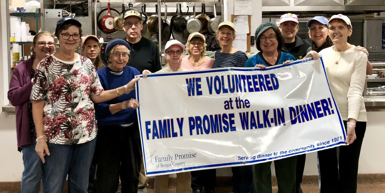 Walk-in Dinner Volunteers