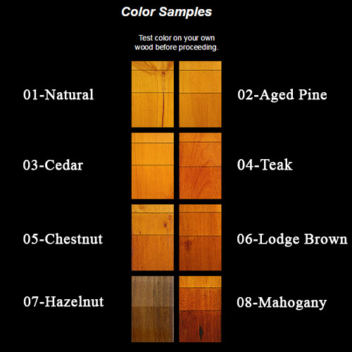 Nature Color Samples
