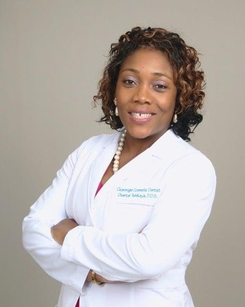Dr. Chantal Tshikaya