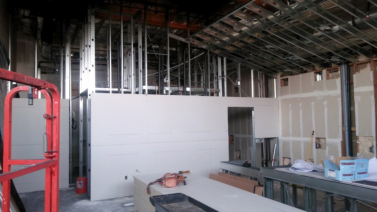 Commercial Remodeling Project