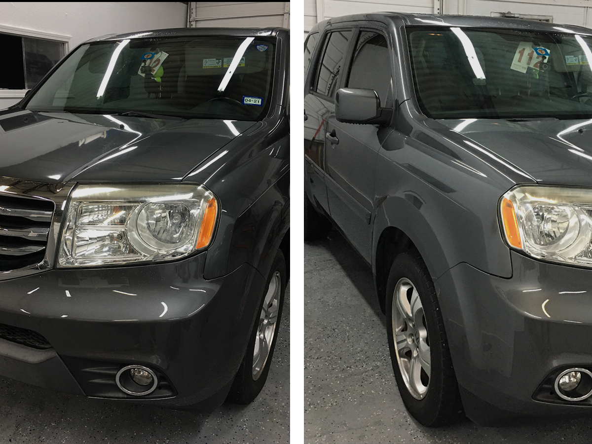 Gray SUV Front 1 & 2