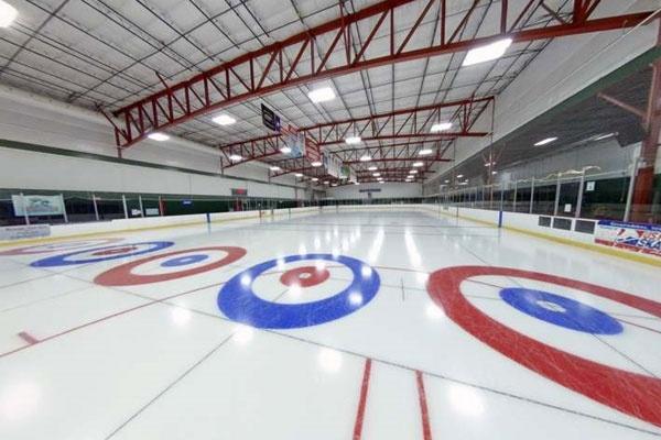 Northcross Mall & Ice Skating Rink