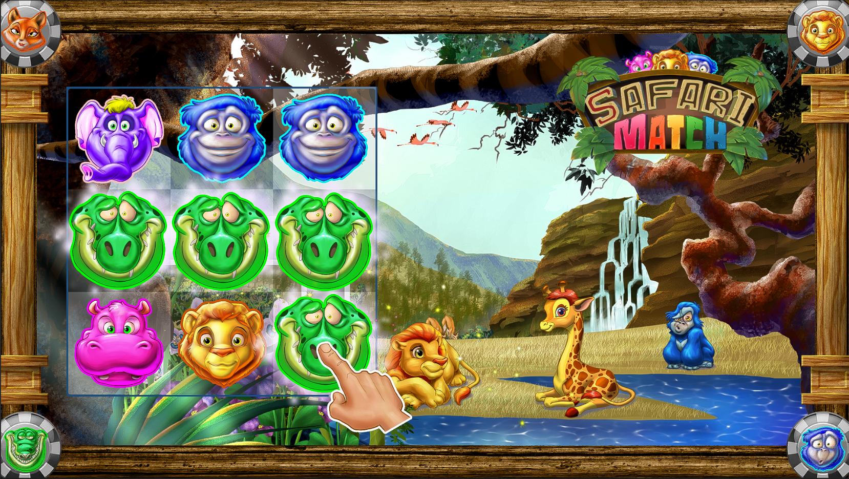Safari Match Screen