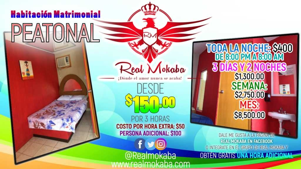Real Mokaba - promocion matrimonial