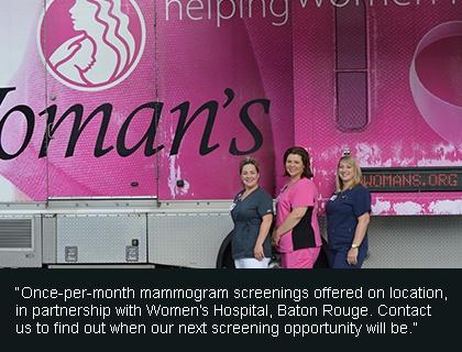 Mammogram Partnership