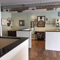 Tattoo Shop Interior 4