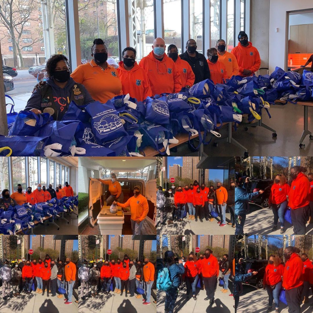 Annual Turkey Giveaway