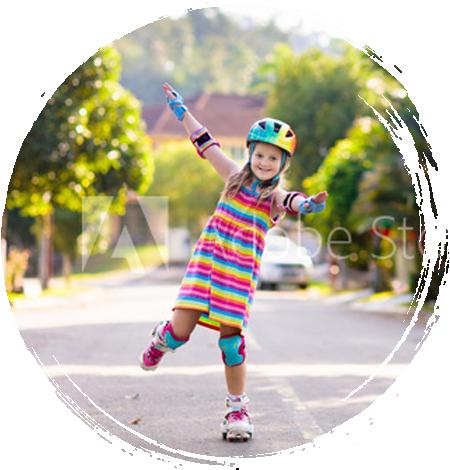 Kids Skate Roller Blades
